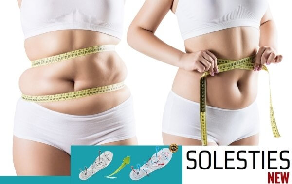 Simple weight loss with Solesties